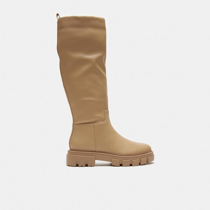 combat boots à semelles track bata, Jaune, 591-8564 - 13